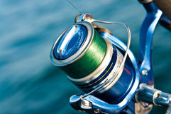 Fishing reel Royalty Free Stock Image