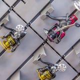 Fishing Reels royalty free stock photos