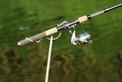 fishing rod Стоковая Фотография RF