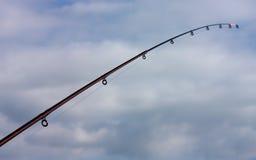 Fishing Rod Royalty Free Stock Image
