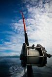 A Fishing Rod Stock Image