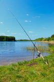 Fishing rod Royalty Free Stock Photo