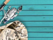 Free Fishing Rod Stock Image - 62037501
