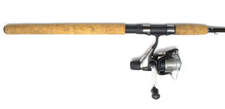 Fishing rod Royalty Free Stock Photography