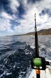 Fishing rod Royalty Free Stock Photography