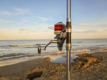 Fishing rod Stock Images