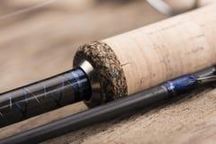 Fishing rod Royalty Free Stock Photos