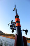 Fishing Rod Royalty Free Stock Images