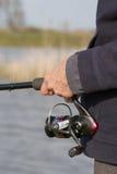 Fishing rod Stock Photos