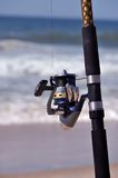 Fishing rode Stock Photography