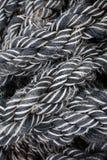 Fishing rope background Stock Photography