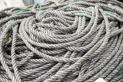 Fishing rope Royalty Free Stock Photography