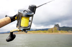 Fishing Season Stock Photo