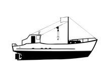 Free Fishing Ship Stock Photography - 10690202
