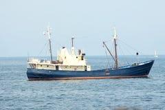 Fishing ship Stock Photo