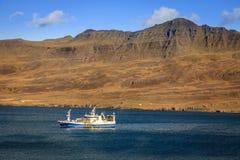 Fishing ship Stock Image