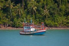 Fishing ship Royalty Free Stock Image