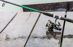 Fishing stick Royalty Free Stock Photo