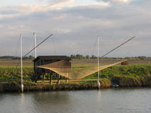Fishing structure Stock Photography