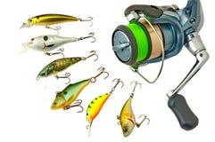 Fishing tackle Royalty Free Stock Photo