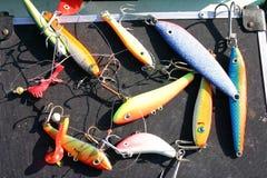Fishing tackle Royalty Free Stock Photography