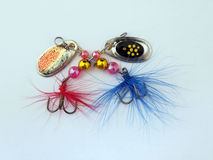 Fishing Tackle. Royalty Free Stock Photo