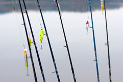 Fishing Tackle For The Bait Royalty Free Stock Image