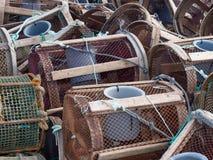 Fishing tackle Royalty Free Stock Photos