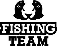 Fishing Team Stock Images