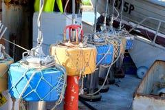 Fishing technology Stock Photo