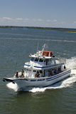 Fishing Tour - New Jersey Royalty Free Stock Photography