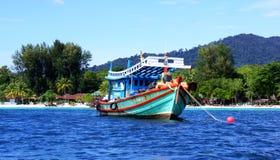 Free Fishing Trawler Royalty Free Stock Photos - 55061238
