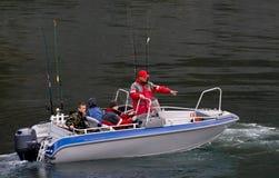Fishing trip royalty free stock photos