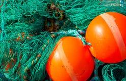 Fishing utensils Stock Image