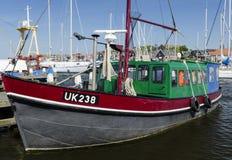 Fishing Vessel UK 238 Royalty Free Stock Images