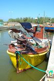Fishing vessels Royalty Free Stock Image