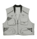 Fishing vest Royalty Free Stock Image