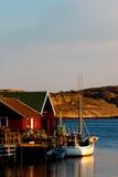 Fishing village Stock Photos