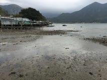 Fishing village Harbour Stock Photo