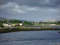 Fishing Village Ireland Royalty Free Stock Images