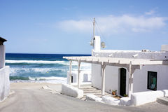 Fishing village of Las Negras Stock Photos