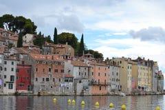 Fishing village on the Mediterranean Royalty Free Stock Photos