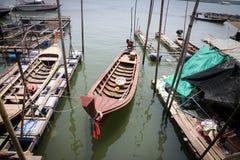 Fishing village Royalty Free Stock Photos