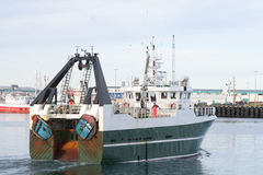 Fishingboat Image stock