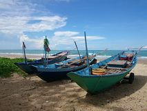 FishingBoat Stock Photography