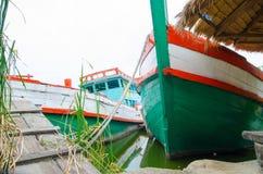 Fishingboat molder Royalty Free Stock Photos