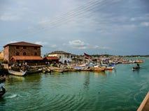 Fishingboats Royalty Free Stock Image