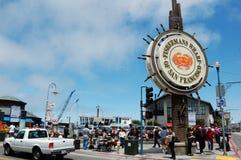 Fishmans Wharf Stock Photography