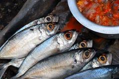 fishmarket Zdjęcie Stock