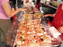 fishmarket bergen Стоковая Фотография